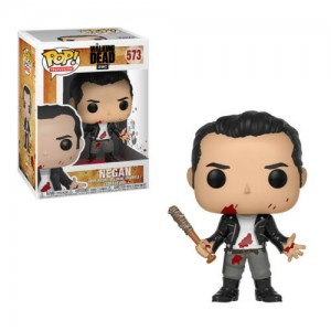 Funko POP Television The Walking Dead 573 Negan Clean Shaven
