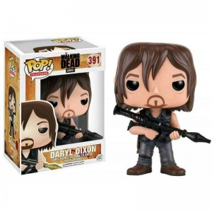 Funko POP Television The Walking Dead 391 Daryl Dixon