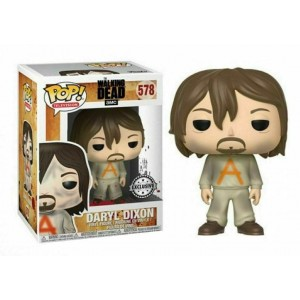 Funko POP Television The Walking Dead 578 Daryl Dixon Exclusive