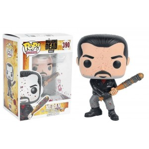 "Funko POP Television The Walking Dead 390 Negan ""Blooded"""