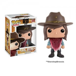 Funko POP Television The Walking Dead 388 Carl Grimes