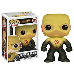 Funko POP Television Flash 215 Reverse Flash