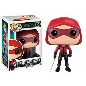 Funko POP Television Arrow 351 Speedy With Sword