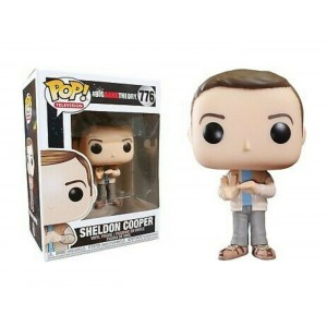 Funko POP Television The Big Bang Theory 776 Sheldon Cooper