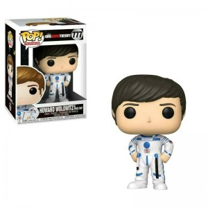 Funko POP Television The Big Bang Theory 777 Howard Wolowitz In Space Suit
