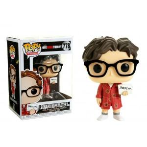 Funko POP Television The Big Bang Theory 778 Leonard Hoffstadter in Robe