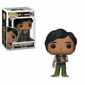 Funko POP Television The Big Bang Theory 781 Raj Koothrappali