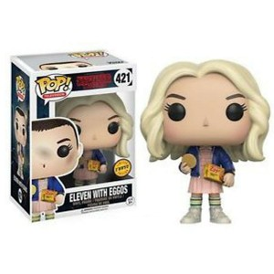 "Funko POP Television Stranger Things 421 Eleven With Eggos ""Chase"""