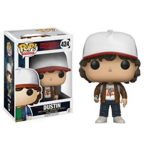 Funko POP Television Stranger Things 424 Dustin Exclusive