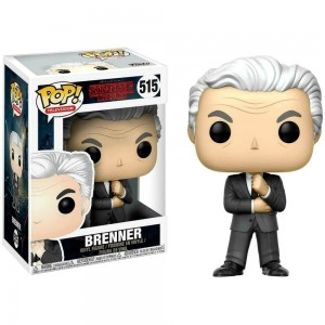 Funko POP Television Stranger Things 515 Brenner