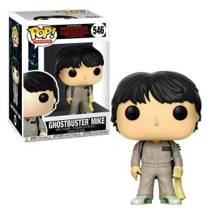 Funko POP Television Stranger Things 546 Ghostbuster Mike