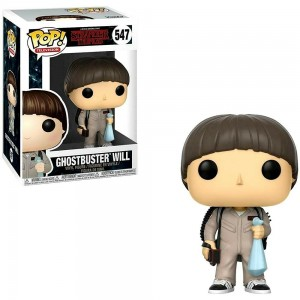 Funko POP Television Stranger Things 547 Ghostbuster Will