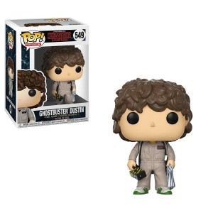 Funko POP Television Stranger Things 549 Ghostbuster Dustin