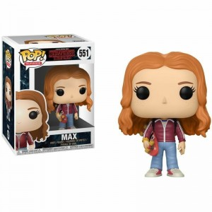 Funko POP Television Stranger Things 551 Max