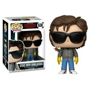 Funko POP Television Stranger Things 638 Steve With Sunglasses
