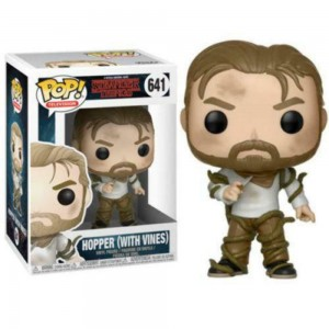 Funko POP Television Stranger Things 641 Hopper With Vines