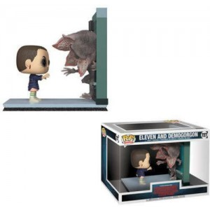 Funko POP Television Stranger Things 727 Eleven & Demogorgon
