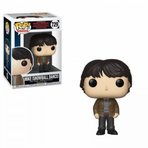 Funko POP Television Stranger Things 729 Mike Snowball Dance