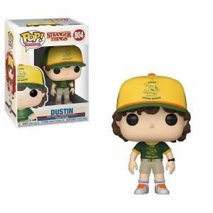 Funko POP Television Stranger Things 804 Dustin