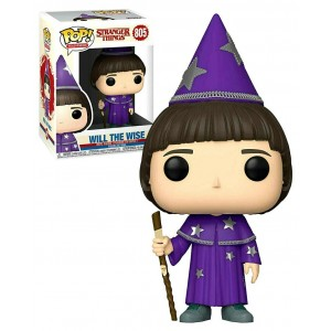 Funko POP Television Stranger Things 805 Will The Wise