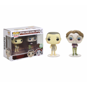Funko POP Television Stranger Things Eleven & Barb Upside Down 2-Pack