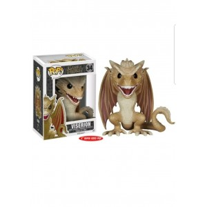 """Funko POP Television Game Of Thrones 34 Viserion """"Over Size"""""""