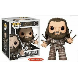 """Funko POP Television Game Of Thrones 55 Wun Wun """"Over Size"""""""