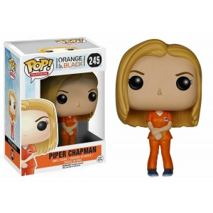 Funko POP Television Orange Is The New Black 245 Piper Chapman