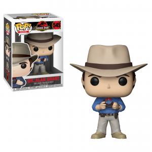Funko POP Movies Jurassic Park 545 Dr. Alan Grant