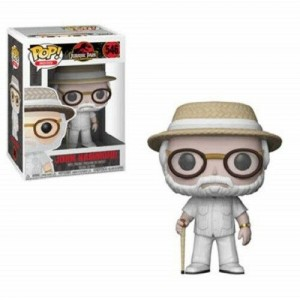 Funko POP Movies Jurassic Park 546 John Hammond