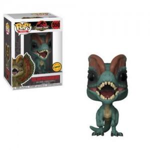 "Funko POP Movies Jurassic Park 550 Dilophosaurus ""Chase"""