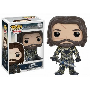 Funko POP Movies Warcraft 284 Lothar