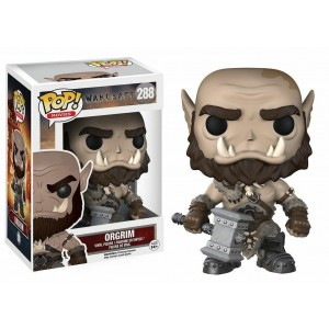 Funko POP Movies Warcraft 288 Orgrim