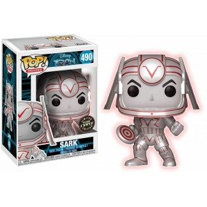 "Funko POP Movies Tron 490 Sark ""Chase"""