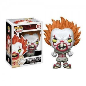 Funko POP Movies IT 473 Pennywise With Teeth