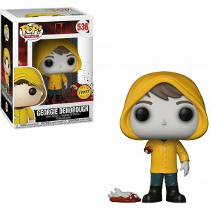"Funko POP Movies IT 536 Georgie Denbrough ""Chase"""