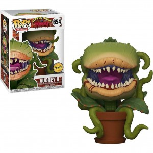 "Funko POP Movies Little Shop Of Horrors 654 Audrey II ""Chase"""