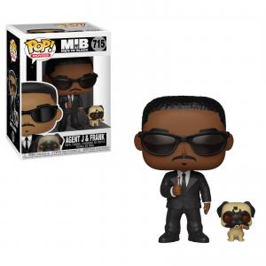 Funko POP Movies MIB Men In Black 715 Agent J & Frank