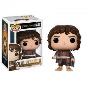 Funko POP Movies Lord of The Rings 444 Frodo Baggins