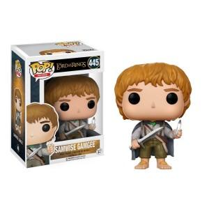 Funko POP Movies Lord of The Rings 445 Samwise Gamgee