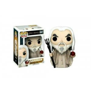 Funko POP Movies Lord of The Rings 447 Saruman