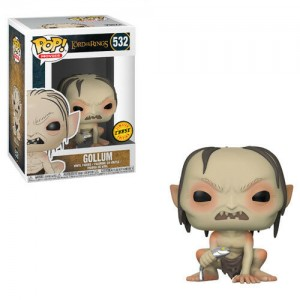 Funko POP Movies Lord of The Rings 532 Gollum Chase