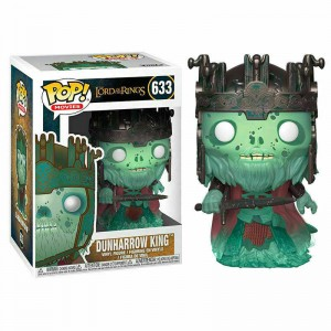 Funko POP Movies Lord of The Rings 633 Dunharrow King