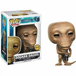 """Funko POP Movies Valerian 439 Doghan Daguis """"Chase"""""""