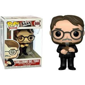 Funko POP Movies Director 666 Guillermo Del Toro