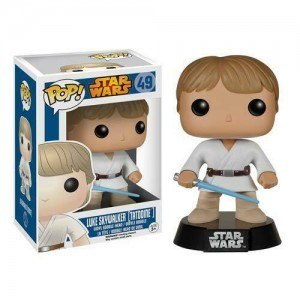 Funko POP Star Wars 49 Luke Skywalker Tatooine