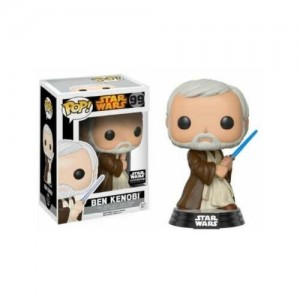 Funko POP Star Wars 99 Ben Kenobi Exclusive