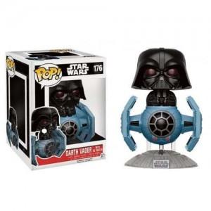 Funko POP Star Wars 176 Darth Vader With Tie Fighter