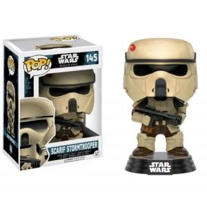 Funko POP Star Wars Rogue One 145 Scariff Stormtrooper