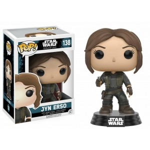 Funko POP Star Wars Rogue One 138 Jyn Erso